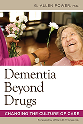 Book cover of Dementia Beyond Drugs