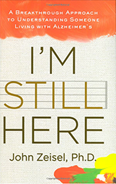 Book Cover of I'm still here