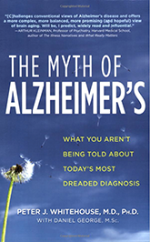 Book Cover the Myth of Alzheimers